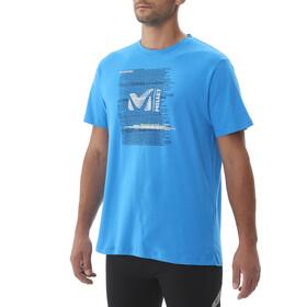 Millet Millet Be Bold TS SS Men electric blue